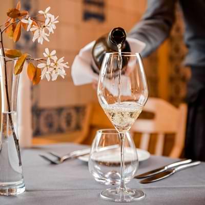 Service und nachhaltiger Genuss im Restaurant Zur Waage