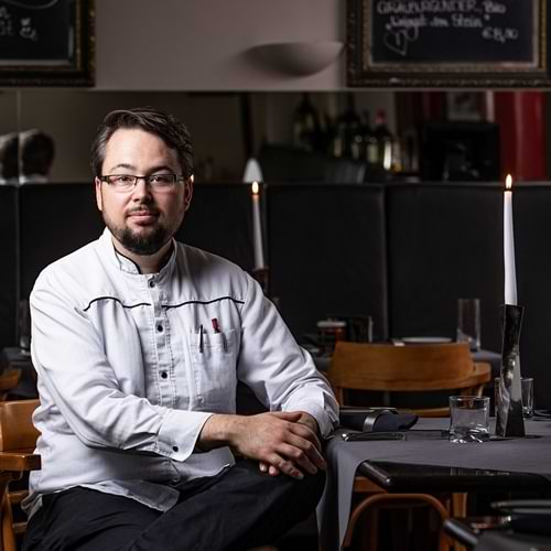 Mario Brüggemann ist der neue Wirt und Koch im Restaurant Zur Waage